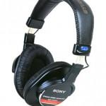 プロ御用達!!SONY MDR-CD900ST