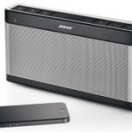 BOSE史上最高のBluetoothモバイルスピーカー。SoundLink Bluetooth speaker III