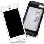 docomoからiPhoneでもおサイフケータイ機能が使えるカバーを発売。