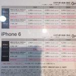 【悲報】iPhone6の価格が大幅値上げ。10万超えも