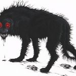 イースト・アングリアに伝わる幽霊犬「ブラック・シャック」
